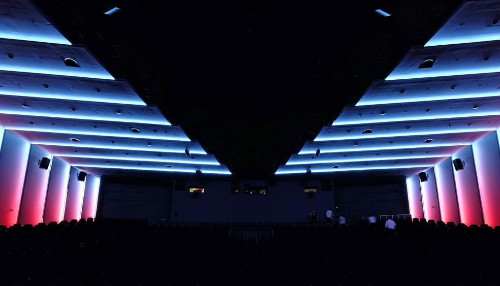 Ambient Light meets Kino - Lichtdesign Mathäser mk6