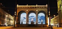 Exklusive Weihnachtsbeleuchtung München