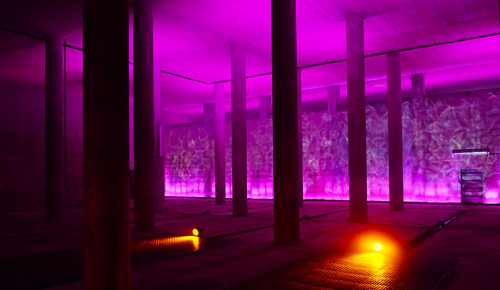 Lichtdesign München mbeam studio for lighting light choreography and light