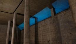 Lichtinstallation - Künstler u. Installationen - Atelier mbeam München