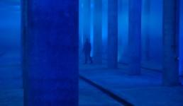 interaktive Lichtinstallation München