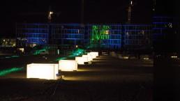 Lichtkünstler - Geschichte mit Licht erzählen