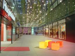 Lichtkonzepte und Lichtinstallation für Architektur