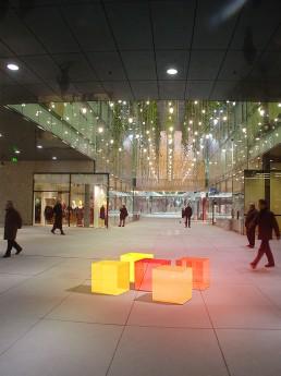 Lichtkunst und Lichtobjekte, München