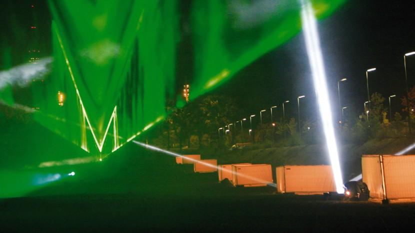 Lichtkünstler aus München