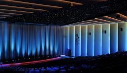 Lichtinszenierung- Lichtdesign für Kino 6 - mk6