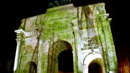 Projektion / Lichtinstallation Künstler