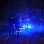 mbeam Lichtkunst und Lichtinstallation