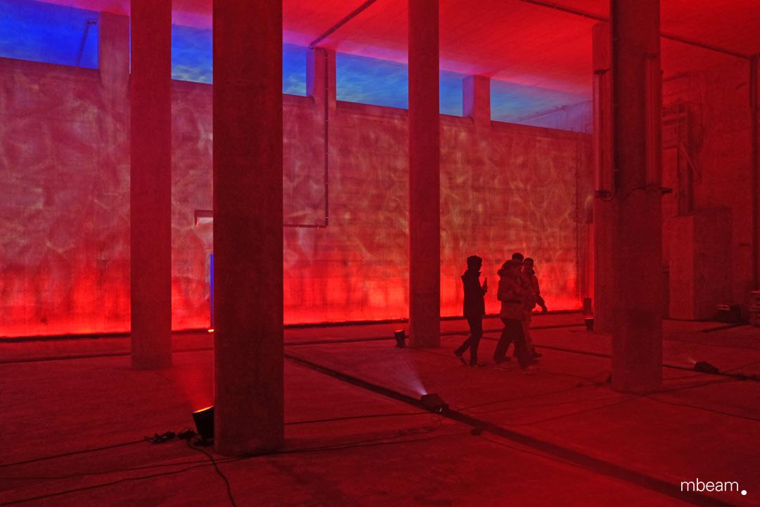 Light installation artists - munich
