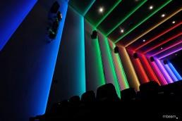 Lichtdesign u. Lichtplanung für Kino