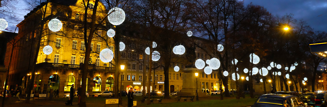 Weihnachtsbeleuchtung München.Mbeam Renommiertes Atelier Für Lichtkunst Lichtinstallation Und