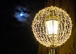 Exklusive Weihnachtsbeleuchtung
