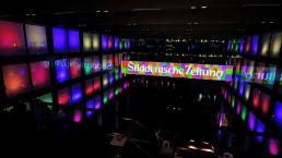 Lichtkunst und Lichtinstallation | mbeam München