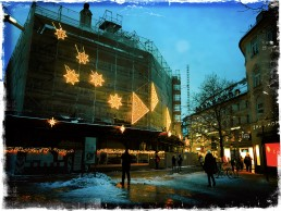 Weihnachtsbeleuchtung München