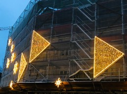 Festive and exclusive light art from germany