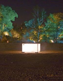 Lichtinstallation - Lichtkunst