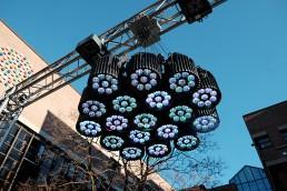 Lichtkunst im öffentlichen Raum