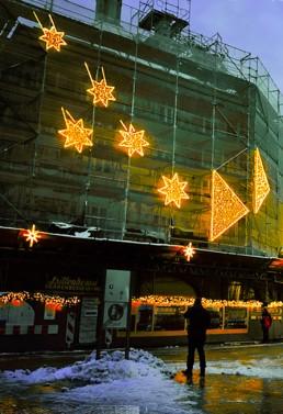 Exklusive Weihnachtsbeleuchtungen aus München