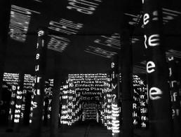 Kunst am Bau mit Licht, Kunst und Installationen