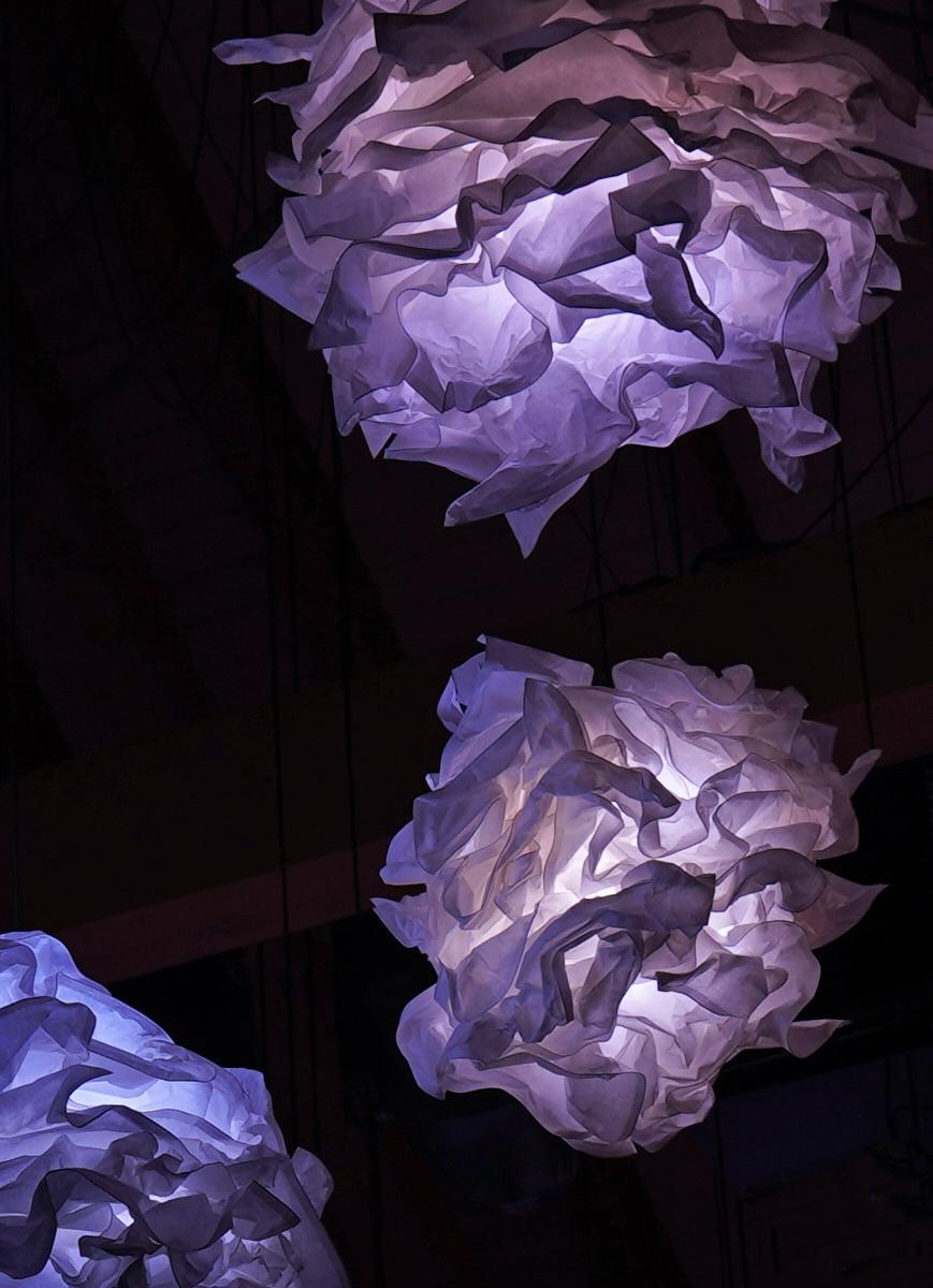 Light ART Installation - Studio mbeam
