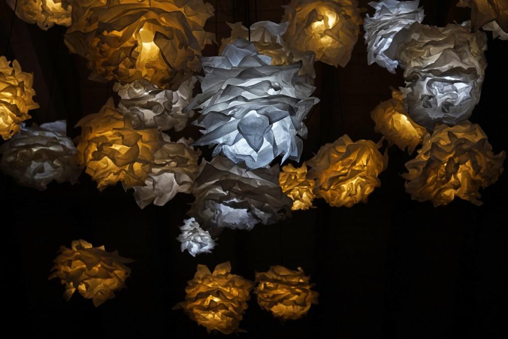 Lichtkunst, Lichtinstallation und Szenografie