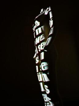 mbeam, Künstler light art installation