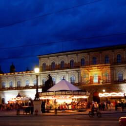 mbeam, Lichtkünstler aus München