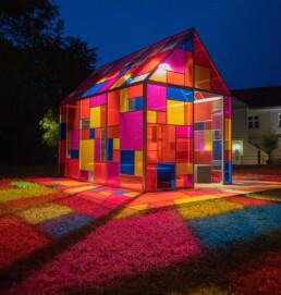 Buntglas - Lichtkunst und Lichthaus