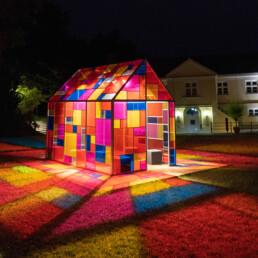 Licht - Kunst - Installationen