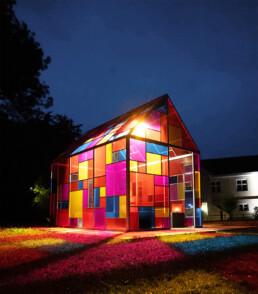 Lichtkunst Atelier - München